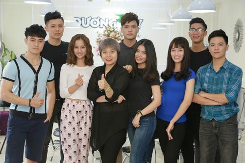 Thu Trang – Cô Á khôi nói tiếng Hàn như gió - 2