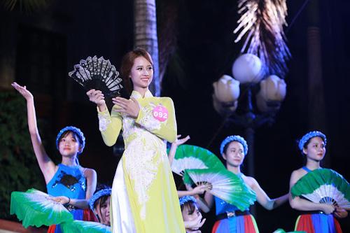 Thu Trang – Cô Á khôi nói tiếng Hàn như gió - 3