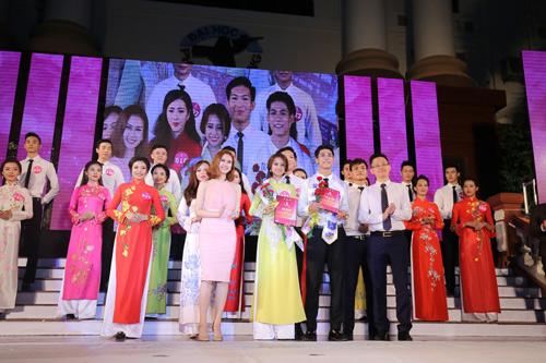 Thu Trang – Cô Á khôi nói tiếng Hàn như gió - 4