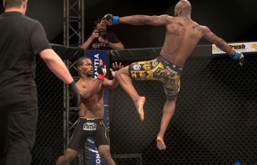 """MMA: Bị thua sốc vì thi đấu kiểu """"Độc cô sợ bại"""" - 1"""