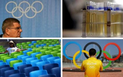 """Olympic Rio bị tố """"lách luật"""" cho VĐV sử dụng doping - 1"""