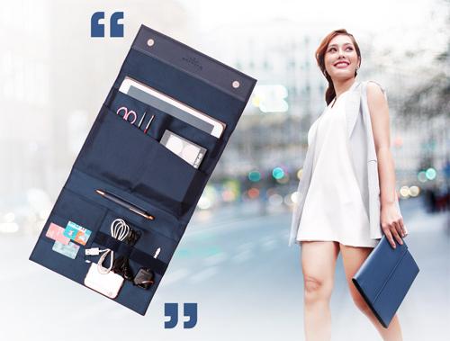 Tiện dụng và thời trang- Những chiếc ví da phá bỏ mọi quy chuẩn - 1