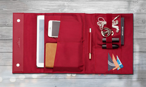 Tiện dụng và thời trang- Những chiếc ví da phá bỏ mọi quy chuẩn - 2