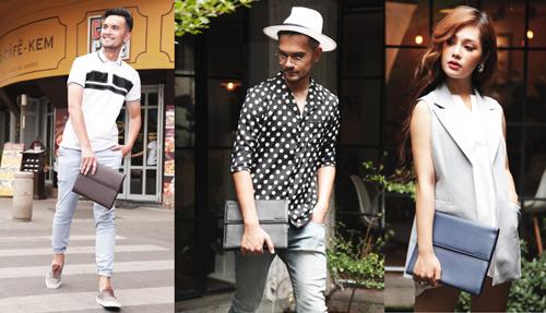 Tiện dụng và thời trang- Những chiếc ví da phá bỏ mọi quy chuẩn - 3