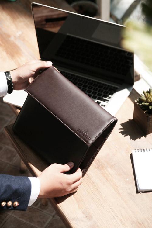 Tiện dụng và thời trang- Những chiếc ví da phá bỏ mọi quy chuẩn - 5