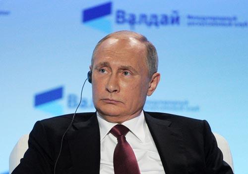 """Putin mỉa mai Mỹ là """"cộng hòa chuối"""" - 1"""