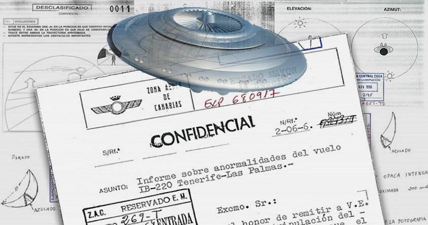 Quân đội Tây Ban Nha tiết lộ 1.900 trang tài liệu về UFO - 1