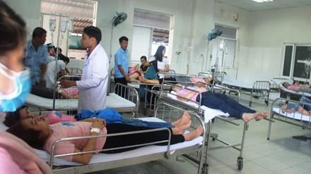Lộ nguyên nhân vụ công nhân 'ngất xỉu dây chuyền' tại Quảng Nam - 1