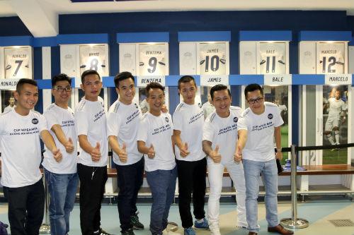 Chuyến đi để đời của FC Thành Đồng ở Real Madrid - 1
