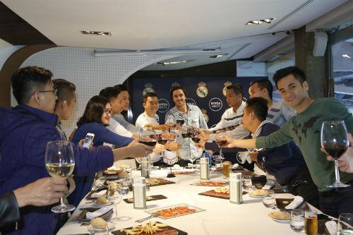 Chuyến đi để đời của FC Thành Đồng ở Real Madrid - 7