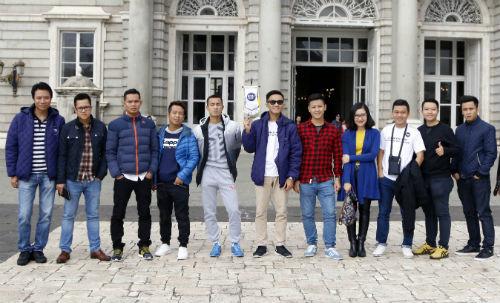 Chuyến đi để đời của FC Thành Đồng ở Real Madrid - 8