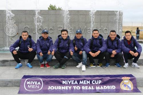 Chuyến đi để đời của FC Thành Đồng ở Real Madrid - 9