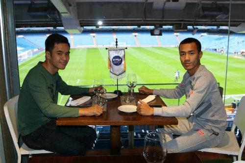 Chuyến đi để đời của FC Thành Đồng ở Real Madrid - 11