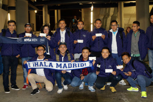 Chuyến đi để đời của FC Thành Đồng ở Real Madrid - 12