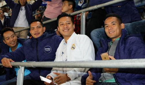 Chuyến đi để đời của FC Thành Đồng ở Real Madrid - 13