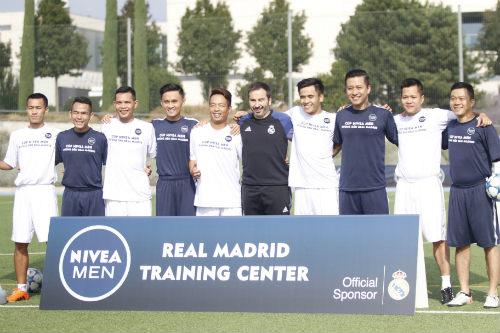 Chuyến đi để đời của FC Thành Đồng ở Real Madrid - 5