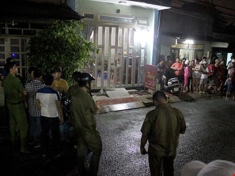Người phụ nữ tử vong trong nhà tắm, nghi bị cướp - 1