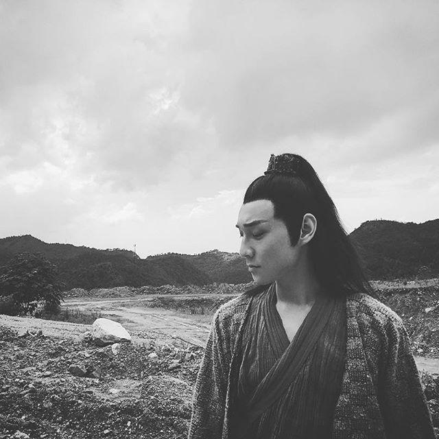 """Vương Triều, Mã Hán của """"Bao Thanh Thiên"""" 2016 quá đẹp - 13"""