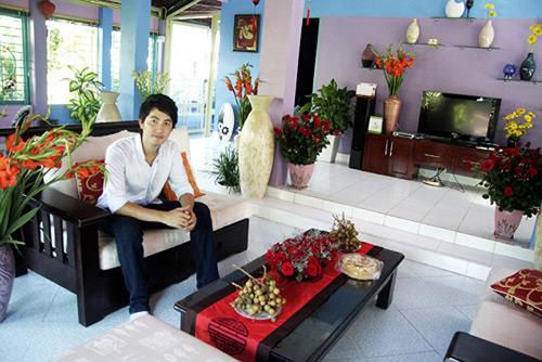 Choáng ngợp nhà rộng nhưng chỉ mình Nguyễn Phi Hùng ở - 1