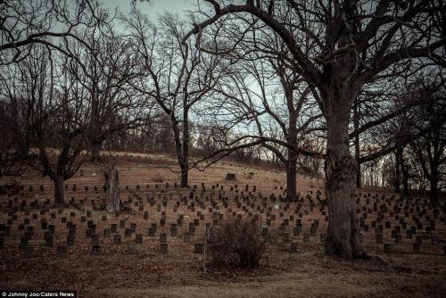 Rùng mình trước những địa điểm đáng sợ nhất nước Mỹ - 1