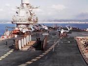 Thế giới - Hỏa lực tàu sân bay Nga đủ diệt cả nhóm tàu chiến Mỹ