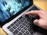 Ảnh thực tế Macbook Pro mới với thanh Touch Bar cảm ứng