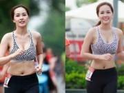 Làm đẹp - Người mẫu, hoa hậu Việt gây bất ngờ với vòng eo ngấn mỡ