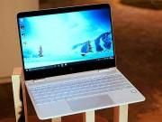"""Thời trang Hi-tech - HP Spectre X360: Laptop 2 trong 1 thiết kế đẹp, hiệu suất """"trâu"""""""