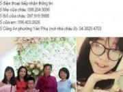 Tin tức trong ngày - Bé gái 13 tuổi ở Hà Nội mất tích bí ẩn