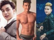 """Làm đẹp - Những quý ông nghiện """"dao kéo"""" trong showbiz Việt"""