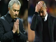 Bóng đá - Pep Guardiola - Mourinho: Ai khổ hơn ai?