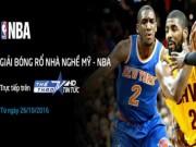 Thể thao - Bóng rổ nhà nghề Mỹ NBA: Mãn nhãn màn ném rổ
