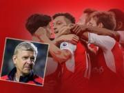 Bóng đá - Arsenal: 86 điểm để vô địch NHA, Wenger có lý