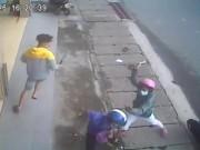 Đồng Nai: Xác định được 3 đối tượng chém người giữa phố