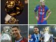 Đua QBV: Ronaldo, Messi không phải ứng viên số 1