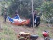 Nghi can trốn nã vụ nổ súng ở Đắk Nông giúp CA đẩy xe