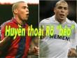 """Rô """"béo"""" ở Barca và Real: Thời nào đỉnh hơn?"""