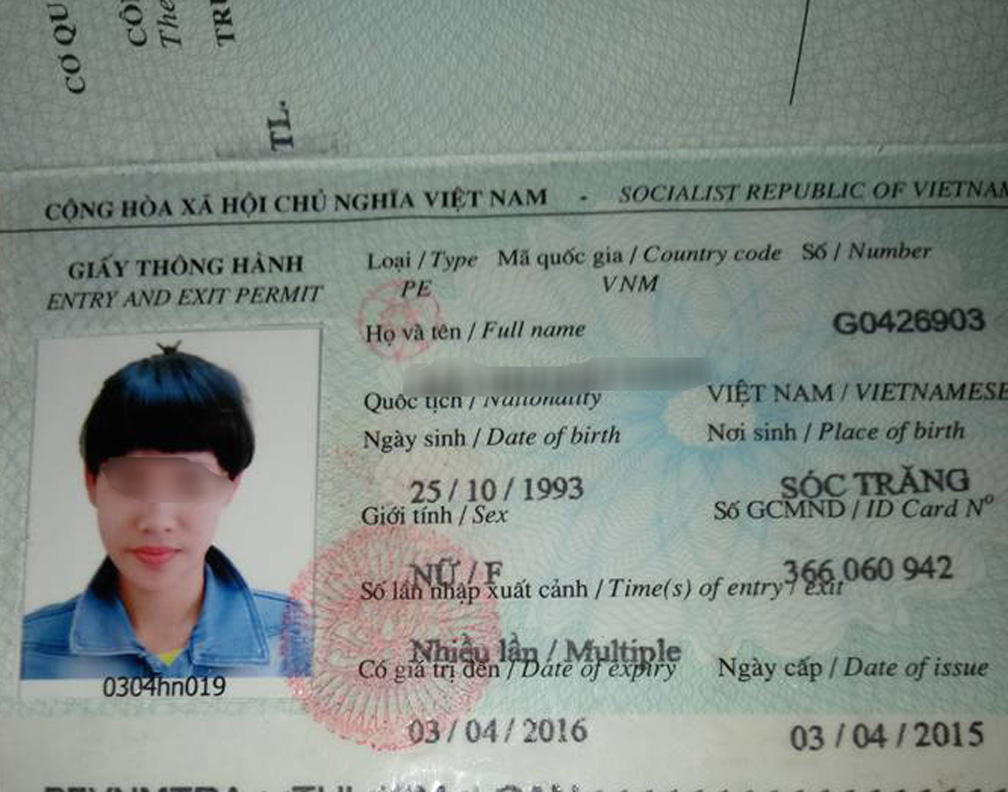 Cô dâu Việt kêu cứu ở Trung Quốc - 2