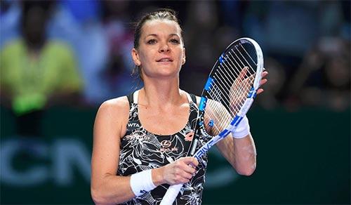 """Bán kết WTA Finals: """"Ngựa ô"""" và kẻ thống trị - 2"""
