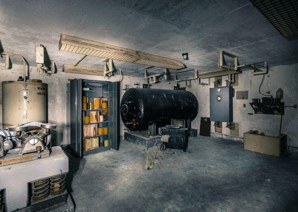 Bên trong căn hầm trú ẩn chiến tranh hạt nhân ở Mỹ - 2