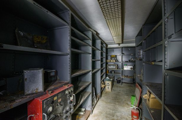 Bên trong căn hầm trú ẩn chiến tranh hạt nhân ở Mỹ - 3
