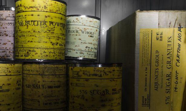 Bên trong căn hầm trú ẩn chiến tranh hạt nhân ở Mỹ - 4