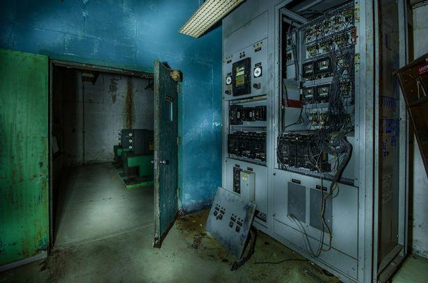 Bên trong căn hầm trú ẩn chiến tranh hạt nhân ở Mỹ - 5