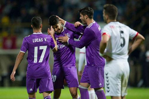 Alaves - Real Madrid: Chờ Ronaldo giải hạn - 2