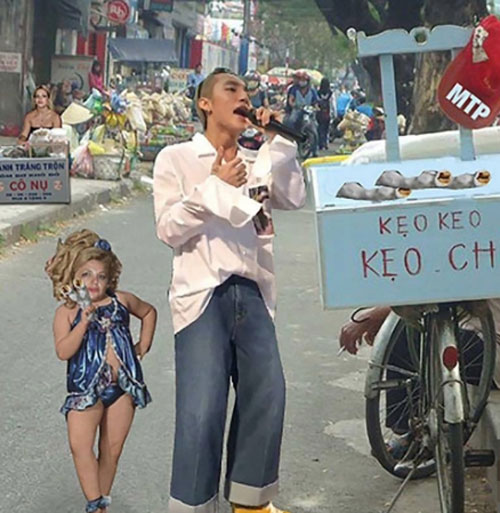 """Sơn Tùng MTP gây xôn xao với chiếc quần """"chó táp"""" - 8"""