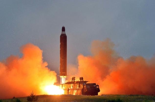 Kim Jong-un điều tra tìm thế lực khiến 7 tên lửa bắn xịt - 1