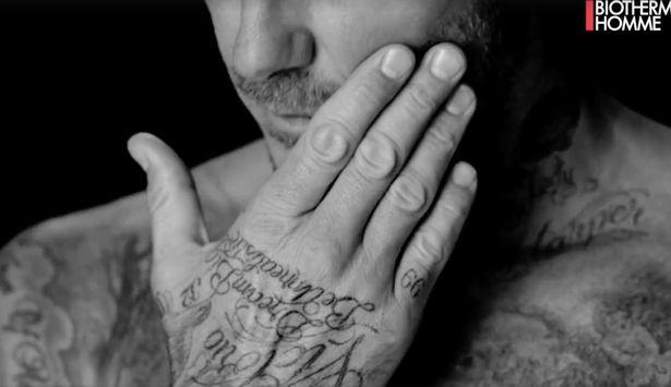 Ngắm hình xăm mới siêu đẹp và chất của David Beckham - 6