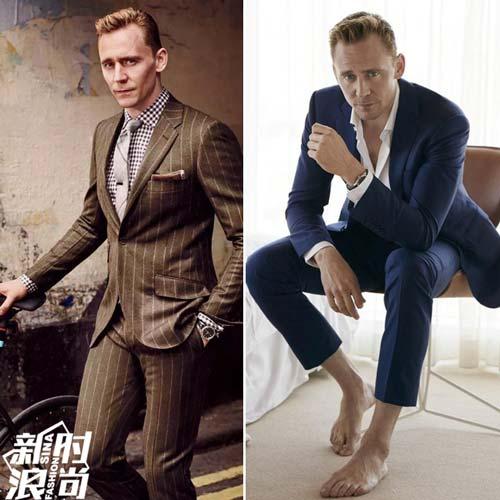 Mỹ nam mặc suit và cởi trần: lúc nào thu hút hơn? - 13