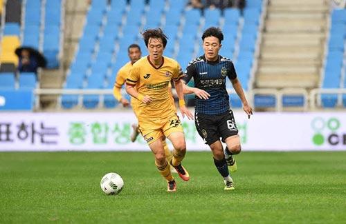 Xuân Trường đá chính tốt, Incheon thắng nghẹt thở - 1