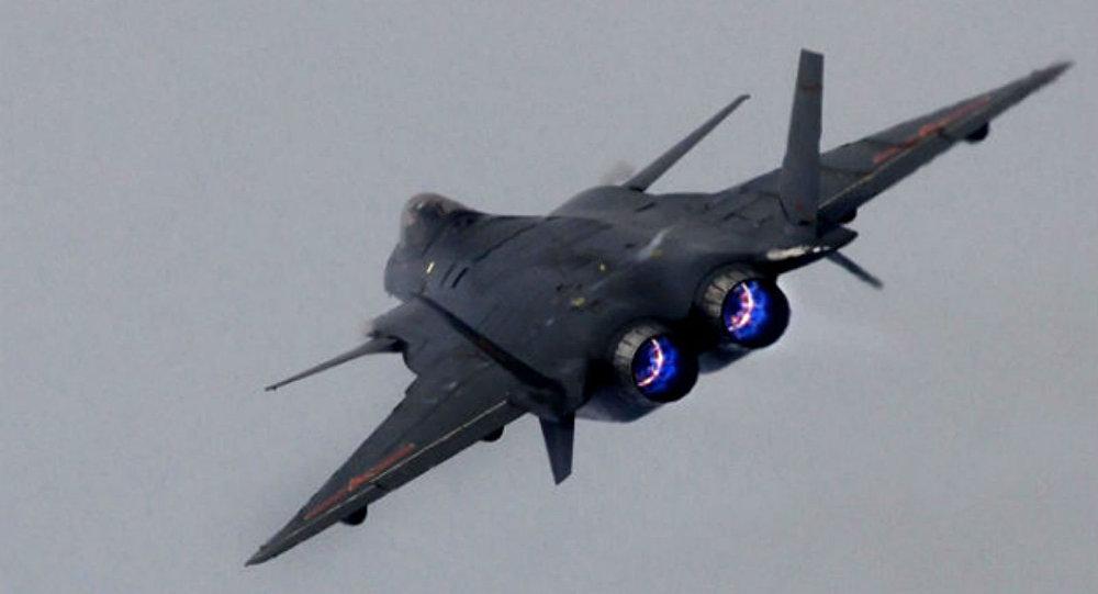 TQ: Chiến đấu cơ tàng hình J-20 ra mắt lần đầu tuần tới - 1